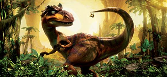 L era glaciale alba dei dinosauri